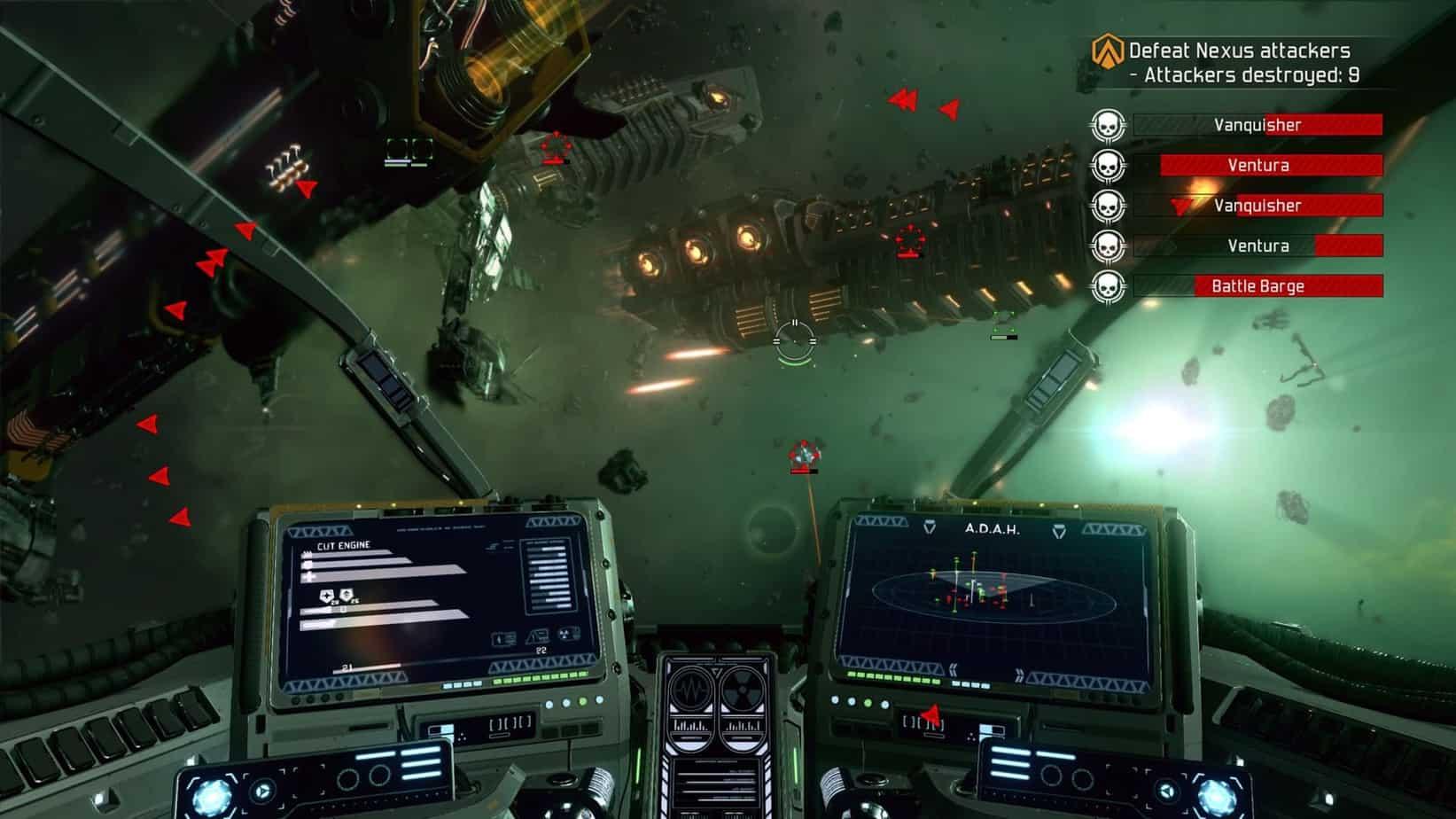 Starpoint Gemini 3 геймплей