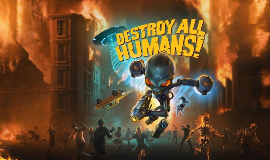 Destroy All Humans! Trainer(тренер)