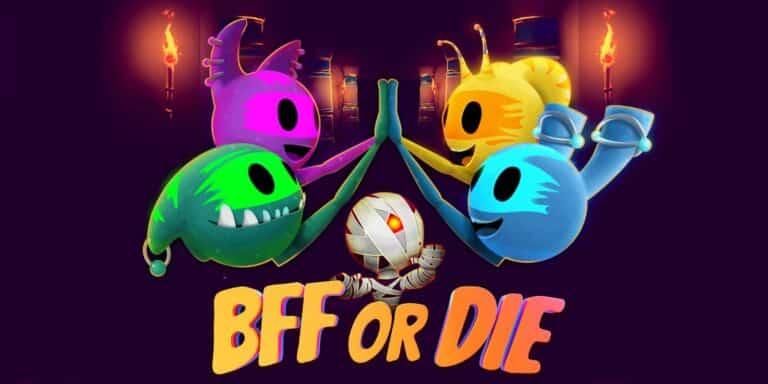 Обзор BFF or Die – «Жанр головоломок всё ещё жив!»