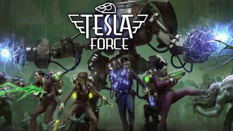 Обзор Tesla Force – «Неизвестная история Николы Тесла»