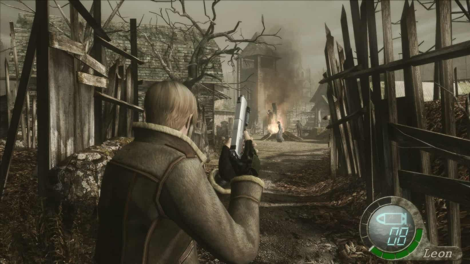 Resident Evil Village графика игры