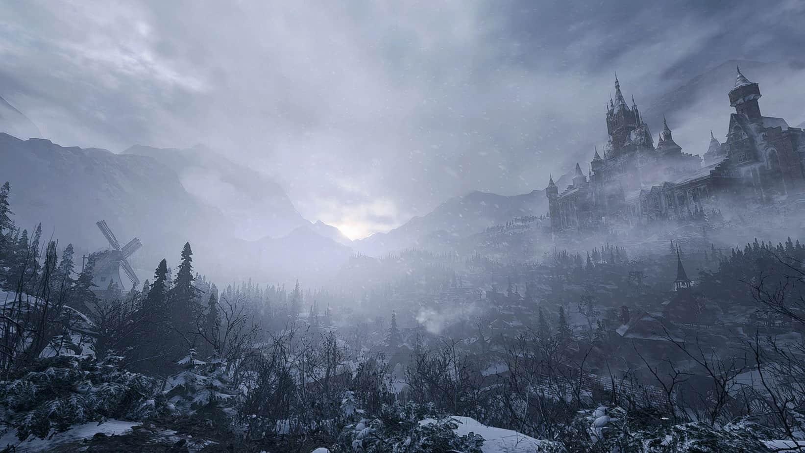 Resident Evil Village атмосфера