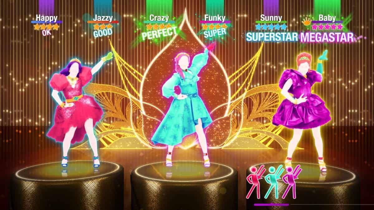 Just Dance 2021 управление со смартфона