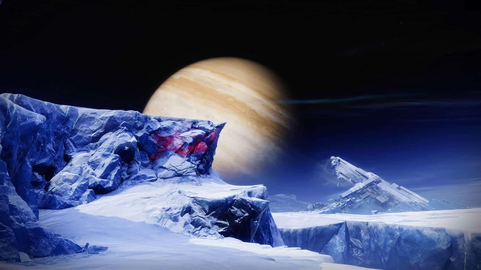 Destiny 2: Beyond Light Графика
