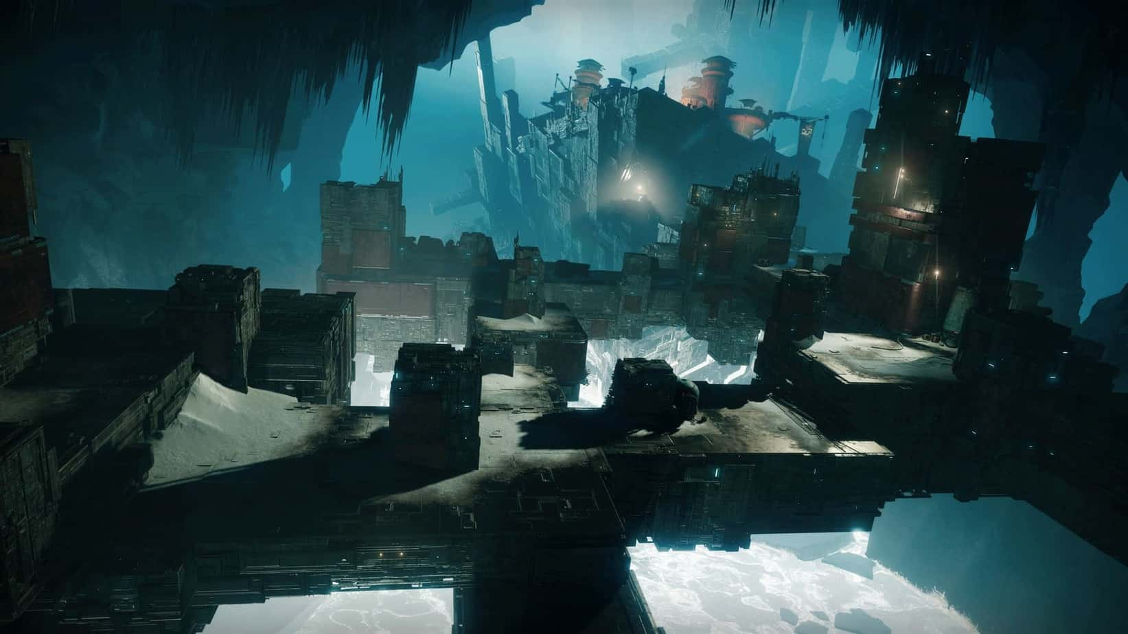 Destiny 2: Beyond Light Оазис