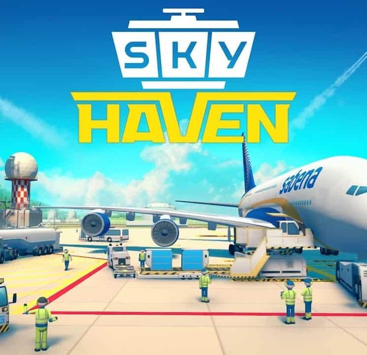 Обзор Sky Haven – «Симулятор строительства аэропорта»