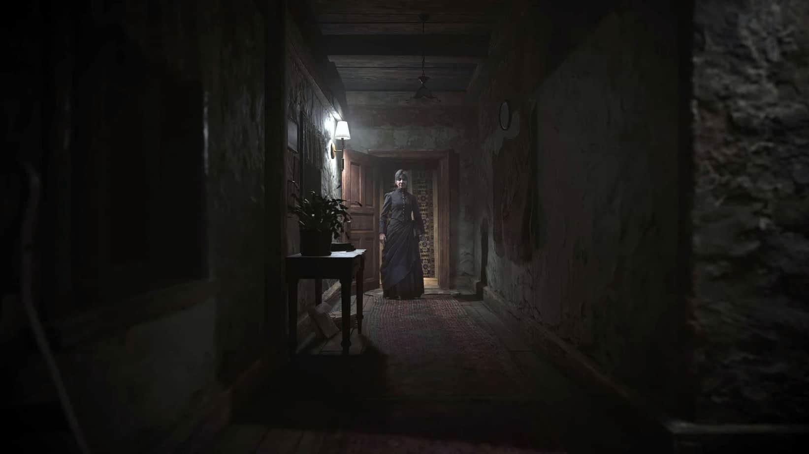 Resident Evil Village персонажи