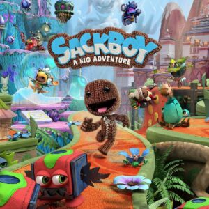 Sackboy: A Big Adventure обзор игры