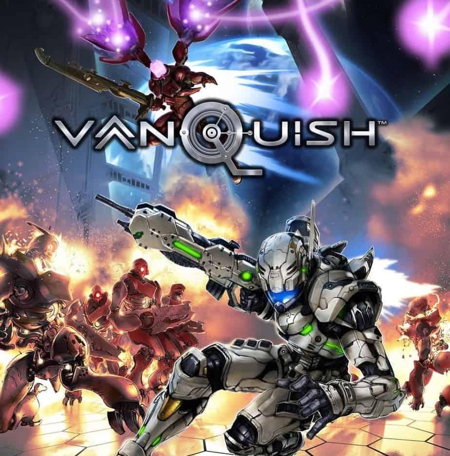 Vanquish игра обзор