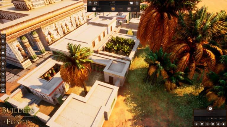 Обзор Builders Of Egypt – «Египетское градостроительство»