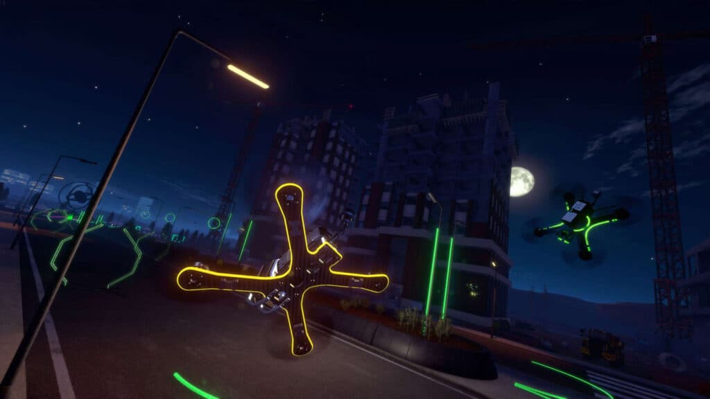 Liftoff Drone Racing