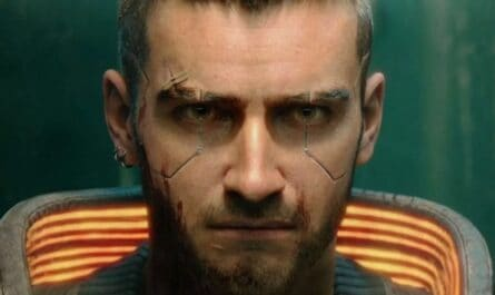 Киберимпланты Cyberpunk 2077