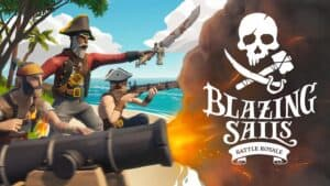 Blazing Sails: Pirate Battle Royale обзор игры