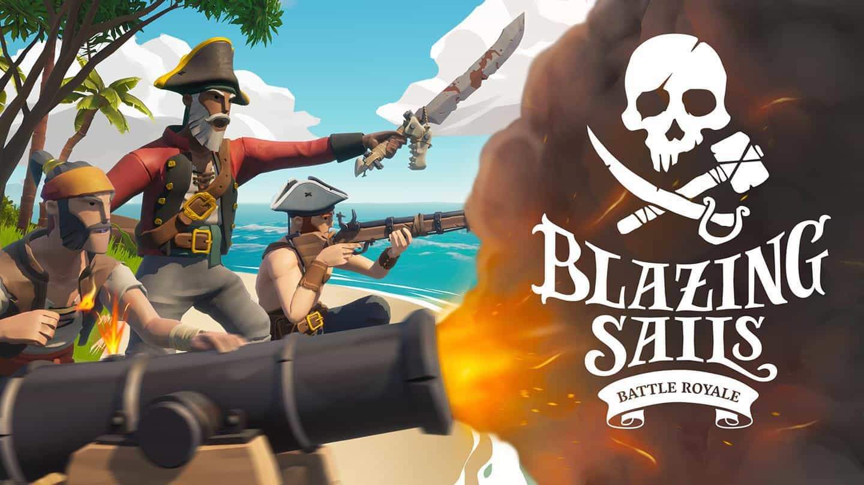 Blazing Sails: Pirate Battle Royale обзор игры