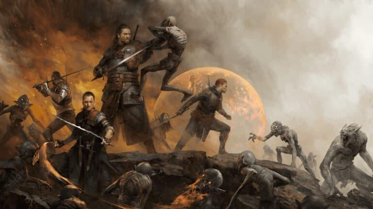 Обзор Gwent: Way of the Witcher – «Рождение вселенной»