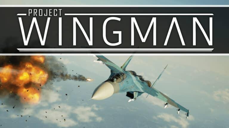 Обзор игры Project Wingman – «Хороший приемник Ace Combat»