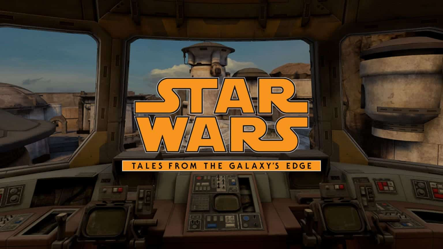 Star Wars: Tales from the Galaxy's Edge обзор игры