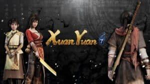 Xuan-Yuan Sword 7 обзор игры