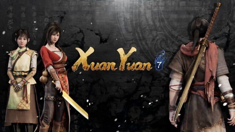 Обзор Xuan-Yuan Sword 7 – «Необычная китайская ролевая игра»