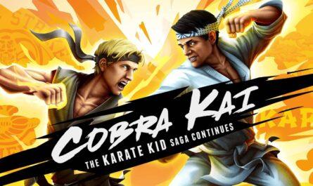 Cobra Kai: The Karate Kid Saga Continues обзор игры