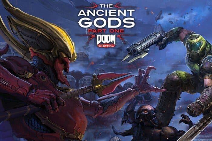 Обзор DOOM Eternal: The Ancient Gods – Part One – «Возвращение в Преисподнюю»