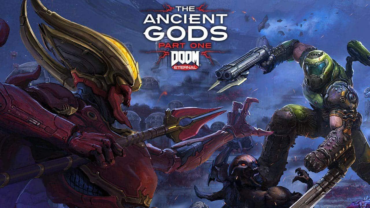 DOOM Eternal: The Ancient Gods – Part One обзор игры