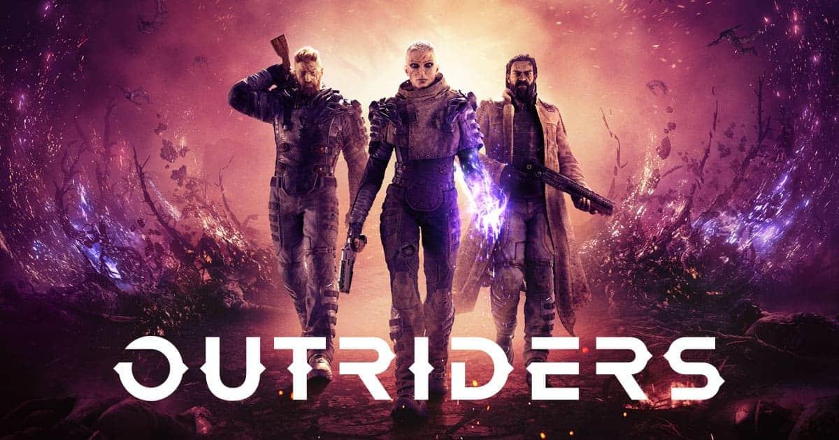 Outriders обзор игры