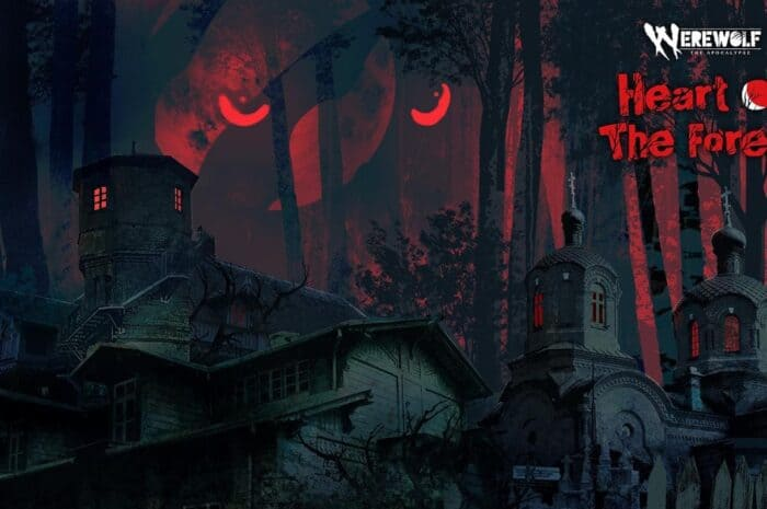 Обзор Werewolf The Apocalypse – Heart of the Forest – «Оборотни атакуют»