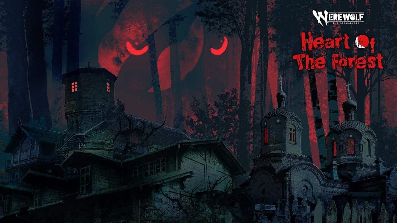 Werewolf The Apocalypse – Heart of the Forest обзор игры
