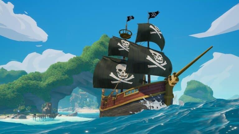 Обзор Blazing Sails: Pirate Battle Royale – «Больше, чем просто клон Sea of Thieves»