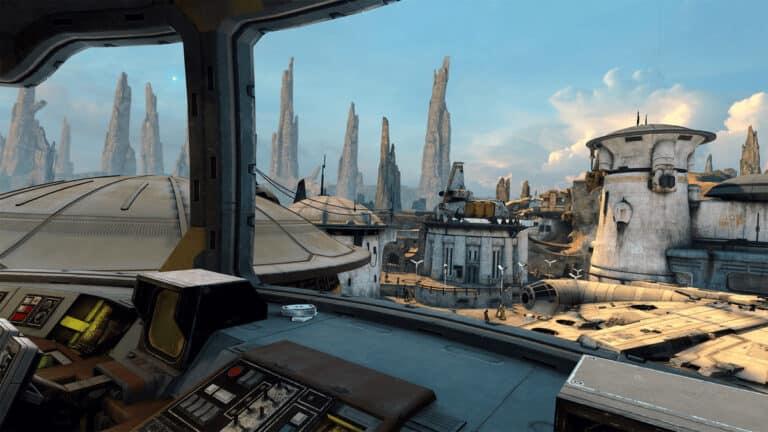Обзор Star Wars: Tales from the Galaxy's Edge – «Длинное название короткой игры»