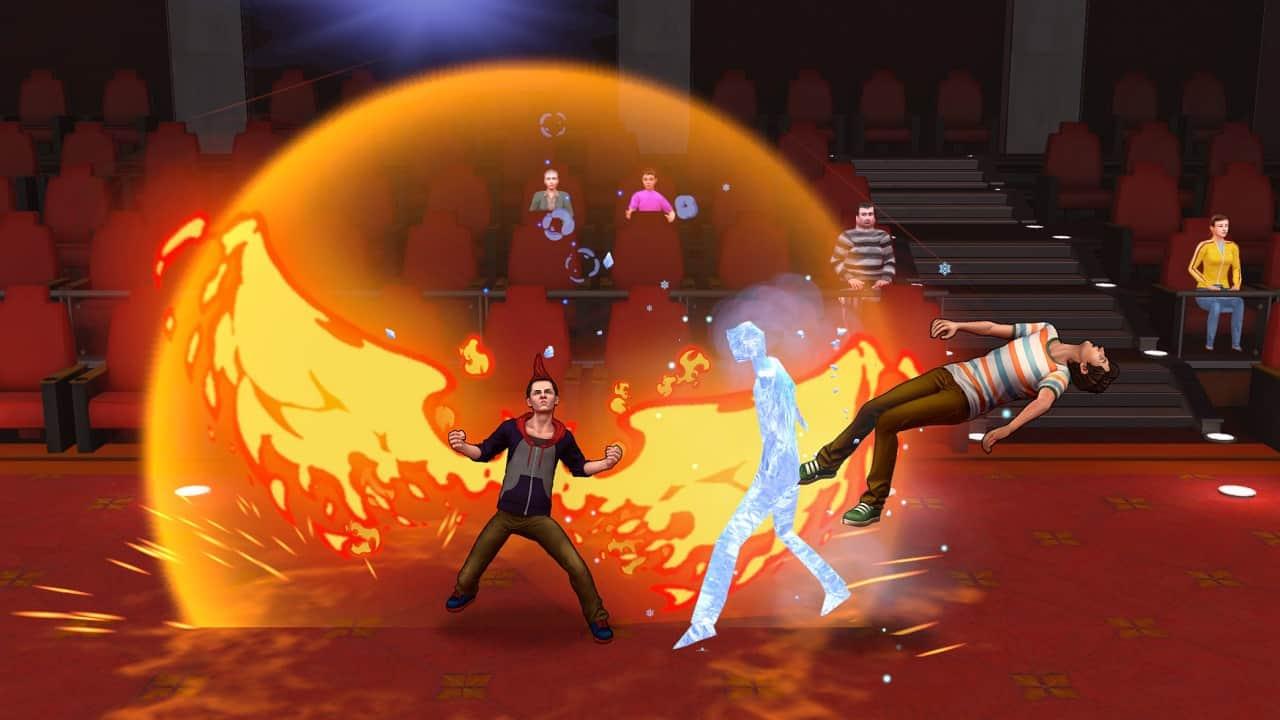 Cobra Kai: The Karate Kid Saga Continues сюжет игры