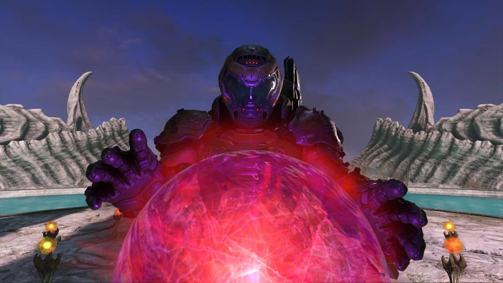 DOOM Eternal: The Ancient Gods – Part One история игры
