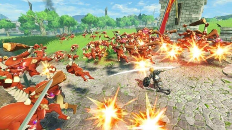 Обзор Hyrule Warriors: Age of Calamity – «Другая история Хайрула»