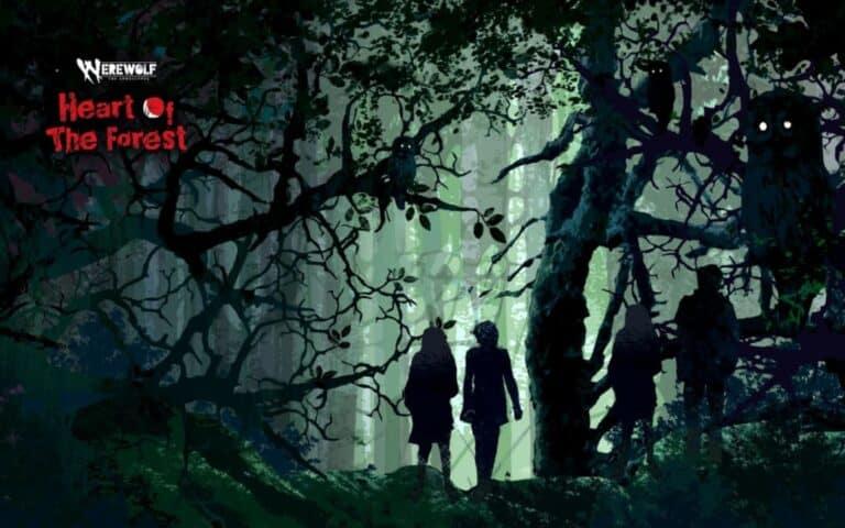 Обзор Werewolf The Apocalypse – Heart of the Forest – «Оборотни атакуют»