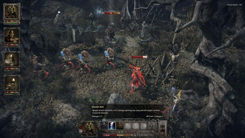 King Arthur: Knight's Tale сражения в игре