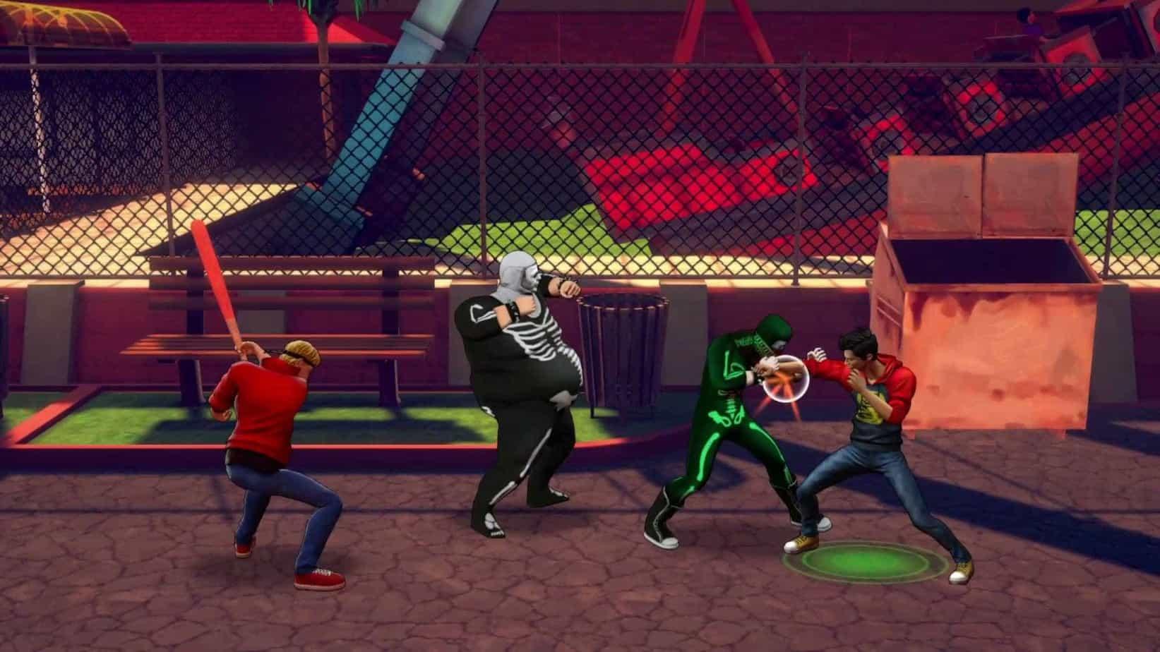 Cobra Kai: The Karate Kid Saga Continues миссии в игре