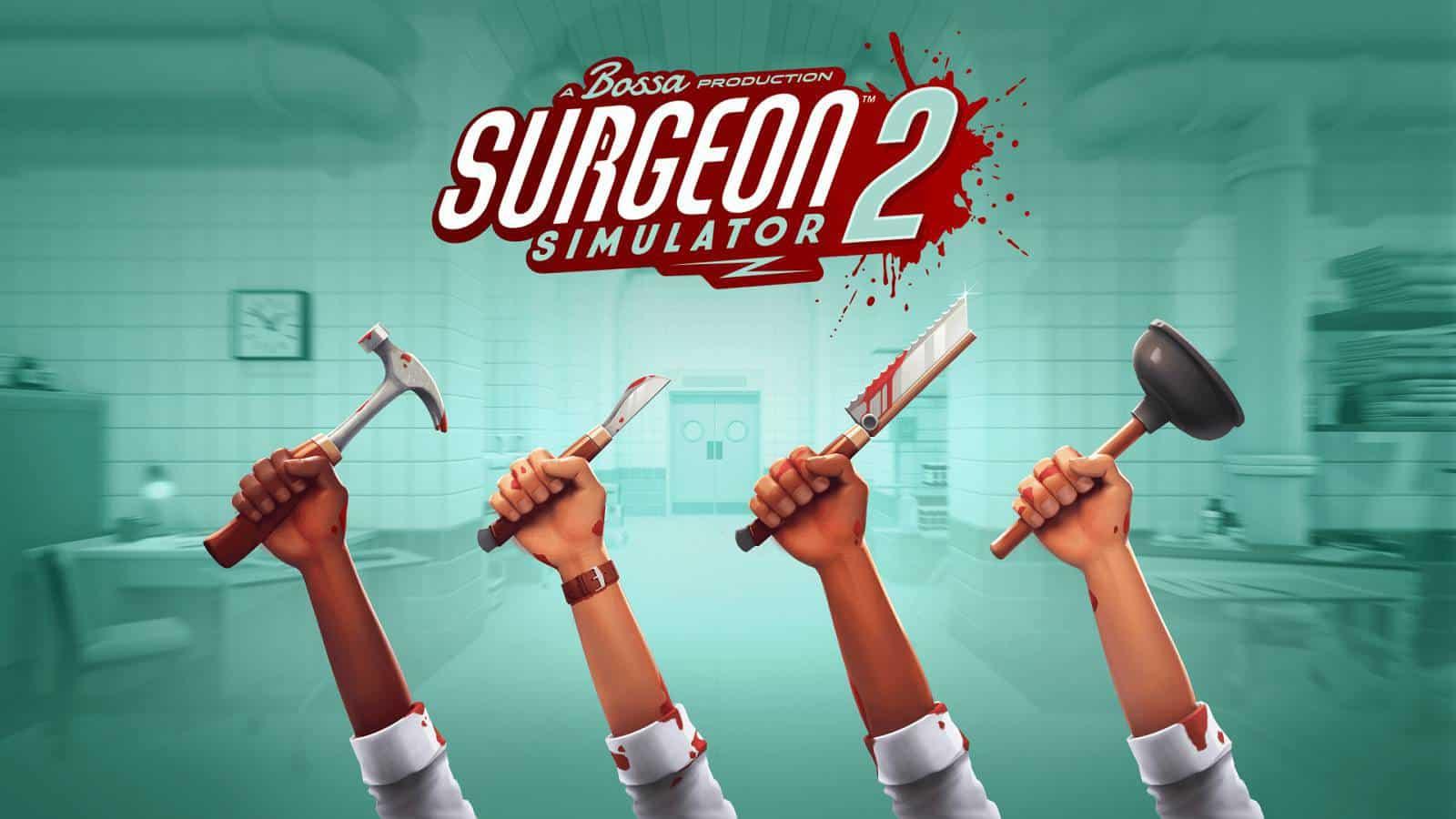 Surgeon Simulator 2 обзор игры