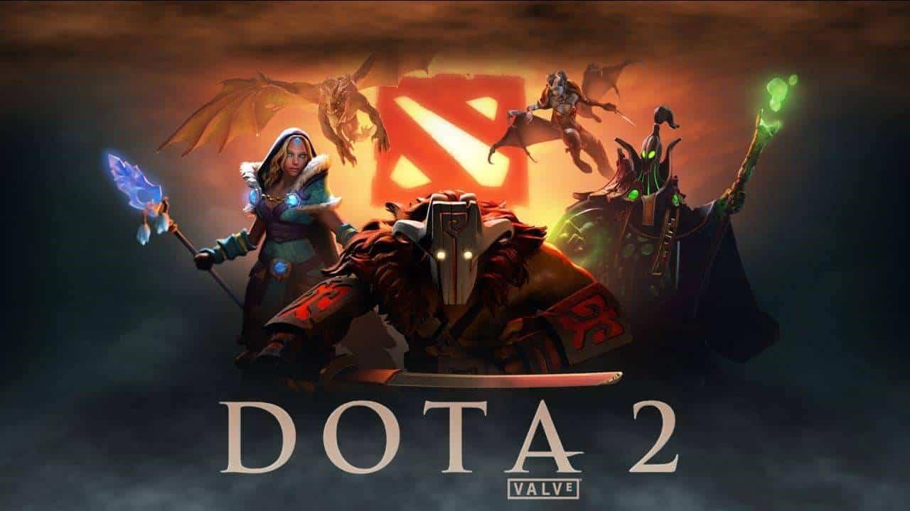 DOTA 2 обзор игры