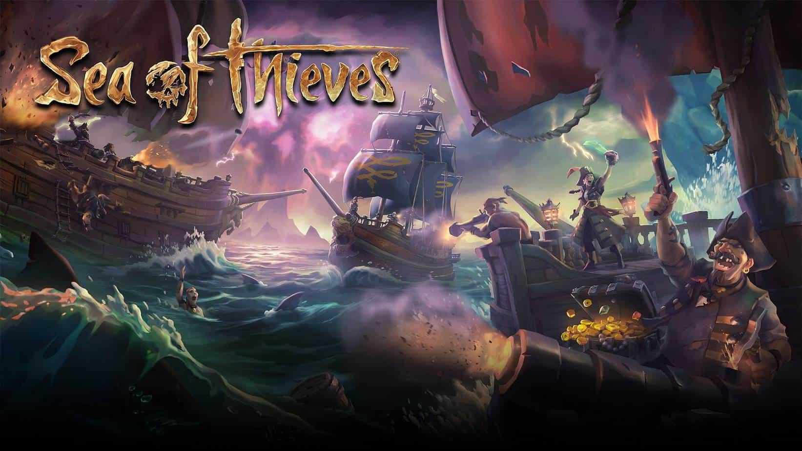Sea of Thieves обзор игры
