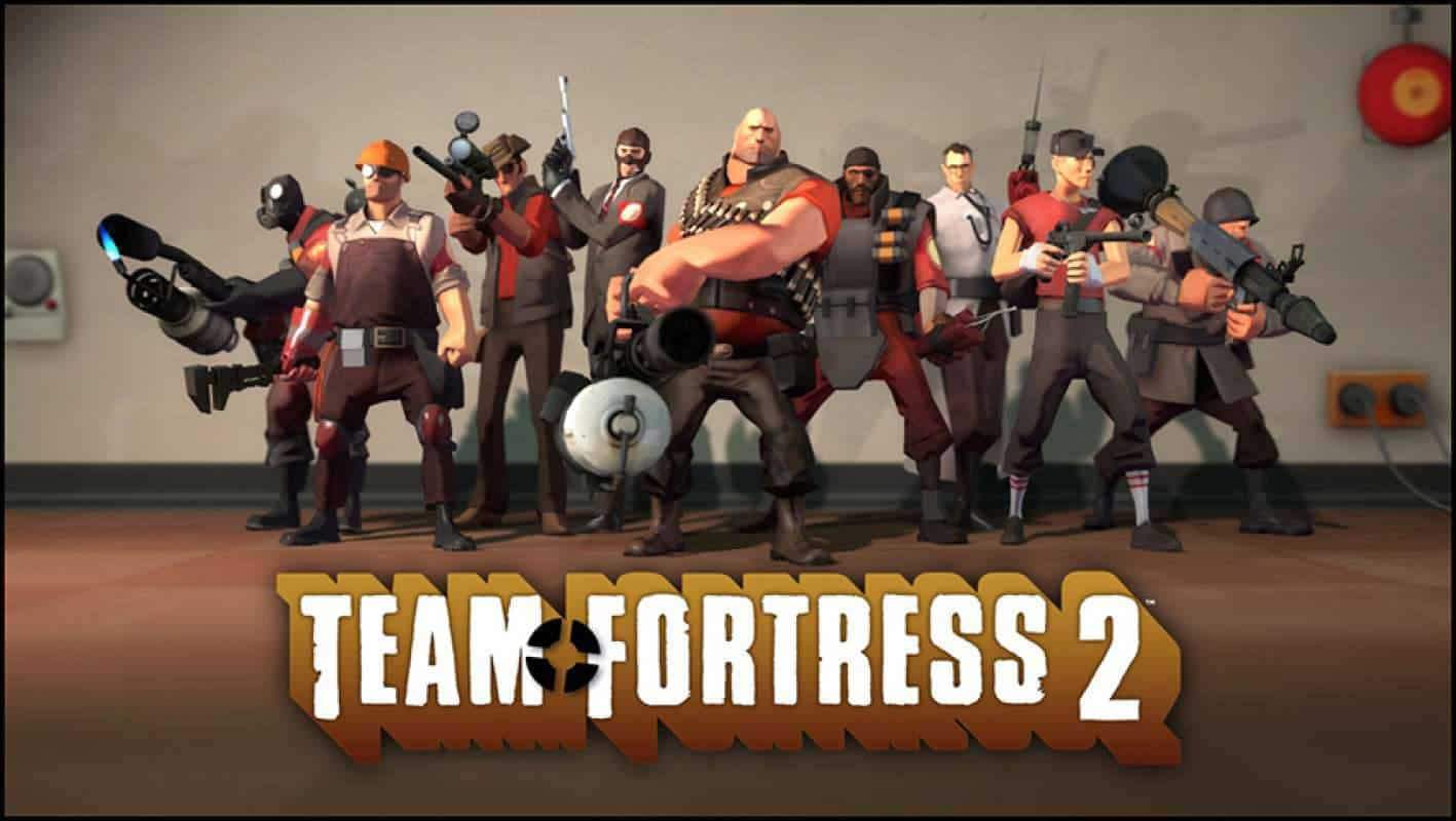 Team Fortress 2 обзор игры