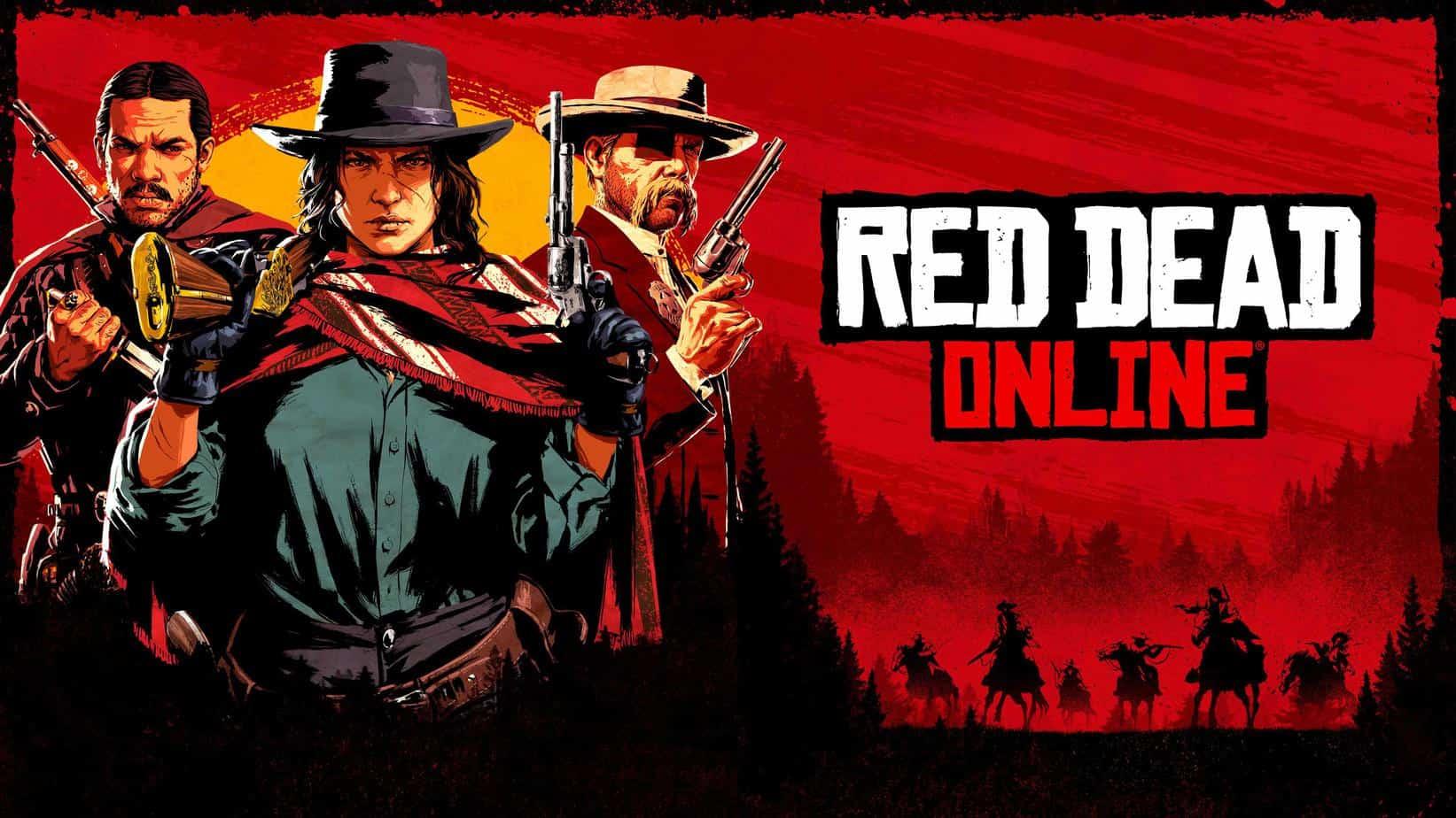 Red Dead Redemption Online обзор игры