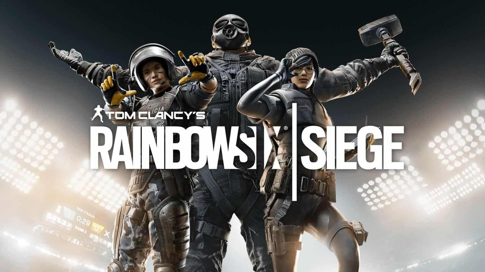 Tom Clancy's Rainbow Six Siege обзор игры