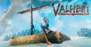 Все виды кораблей Valheim