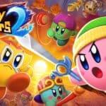 Kirby Fighters 2 обзор игры