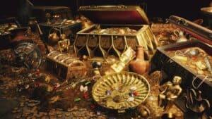 Золотые монеты в игре Valheim