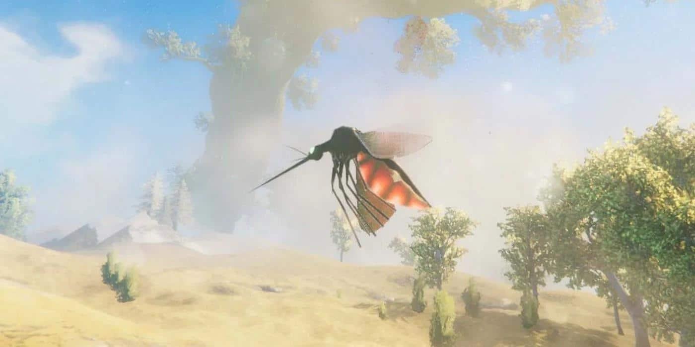 Комары смерти Valheim гайд