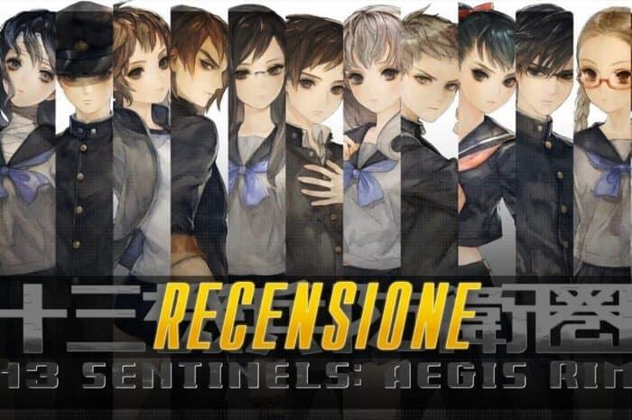 Обзор 13 Sentinels: Aegis Rim – «Японская научная фантастика»