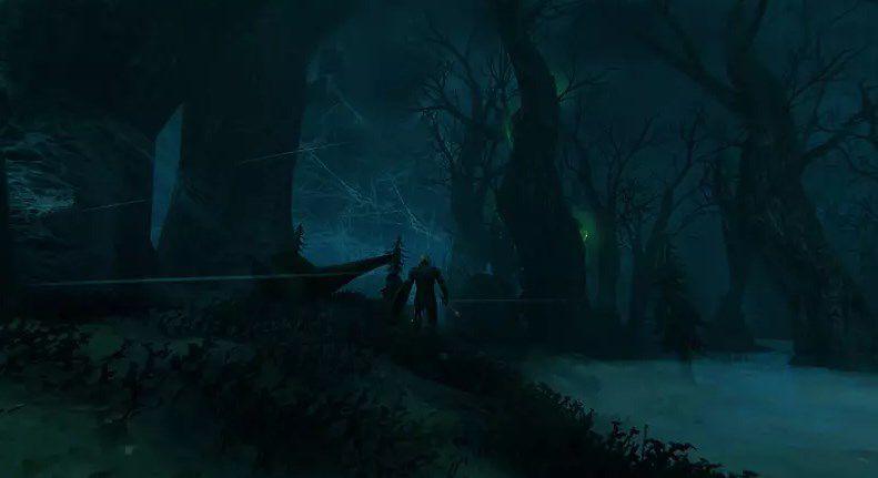 Valheim биом туманные земли