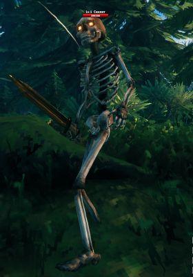 Valheim скелеты